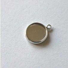 Prívesok lôžko malé 12 mm