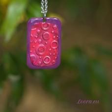Prívesok Ružová perleť