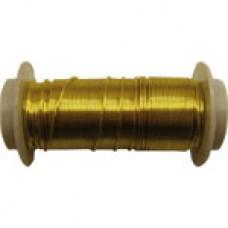 Drôt medený Žltá