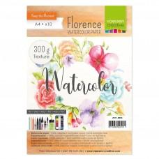 Akvarelový papier Florence textúrovaný A4 300 g/m2
