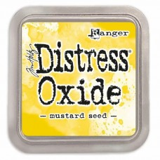 Atramentová poduška Distress oxide Mustard seed