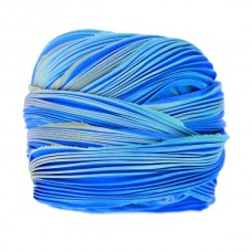 Hodvábna stuha Shibori Crystal blue persuasion