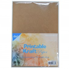 Joy!Crafts Kraft papier, kartón A4, 175 g/m2