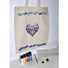 Kreatívna sada Maľovanie na textil Malá