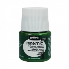 Farba na keramiku Green / Zelená