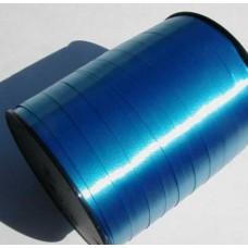 Plastová stuha š.10 lesklá Modrá