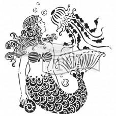 Šablóna TCW Mermaid dreams / Morská panna