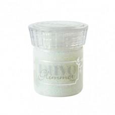 Tonic Studios Glimmer Paste Nuvo Moonstone / glitrovaná pasta