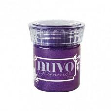 Tonic Studios Glimmer Paste Nuvo Amethyst purple/ glitrovaná pasta Fialová