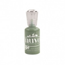 Tonic Studios Nuvo crystal drops Olive branch / tekuté perly Olivová