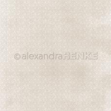 Vzorovaný papier A. Renke Zlaté kruhy na bahne