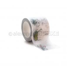 Washi páska A. Renke Klietky s kvetmi
