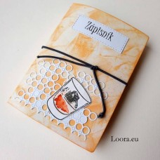 Zápisník Cognac A6
