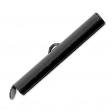 Zásuvné zapínanie Čierna 30 mm