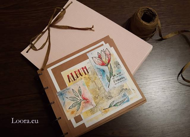 Výroba darčekovej tašky pomocou nástroja We R Memory Keepers